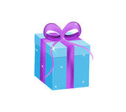 Isolated gift box. Illustration of gift box ( is available Royalty Free Stock Photo