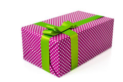 Isolated Gift Royalty Free Stock Image