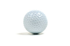 Isolated Golf Ball Royalty Free Stock Images