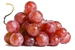 Isolated grape Stock Photography