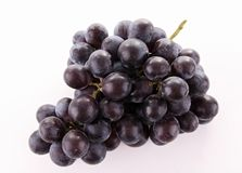 Isolated grapes Royalty Free Stock Photo