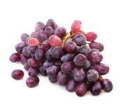 Isolated Grapes Royalty Free Stock Photos