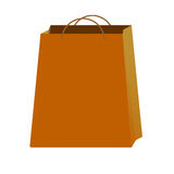 Isolated hand bag Royalty Free Stock Image