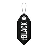 Isolated hanging tag of black friday design Royalty Free Stock Image