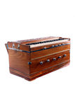 Isolated Harmonium Stock Photography