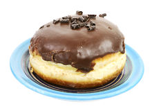 Iced Doughnut Stock Images