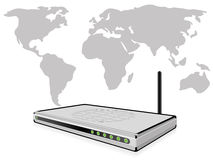 Router Stock Photography