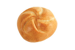 Isolated bread. Isolated image of bread on white background royalty free stock photography