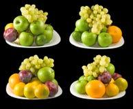 Isolated image of fruits close-up Stock Image