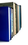 Isolated image of many books Stock Image