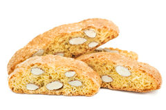 Isolated Italian Cookies Stock Image