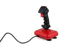 Isolated joystick Stock Image