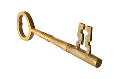 Isolated Key (Clipping Path) Royalty Free Stock Image