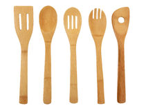 Isolated Kitchen Utensils Stock Photo