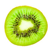 Isolated kiwi Stock Images
