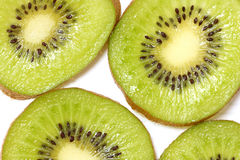 Isolated kiwi Royalty Free Stock Image