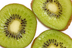 Isolated kiwi Royalty Free Stock Photo