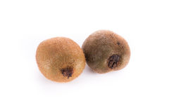 Isolated Kiwi fruits Royalty Free Stock Photography