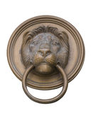 Isolated Knocker Stock Photo