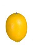 Isolated Lemon Stock Image