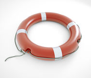 Isolated Lifesavers Royalty Free Stock Images