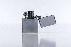 Isolated Lighter Stock Photography