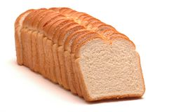 Isolated loaf Stock Image