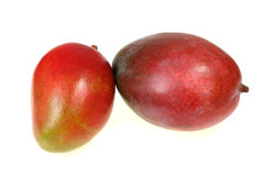 Isolated mango Stock Images