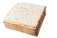 Isolated Matzot Royalty Free Stock Photo