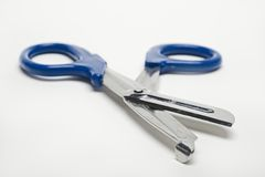 Isolated Medical Scissors Stock Photos