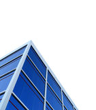 Isolated Office Building Stock Image