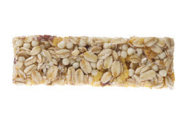 Isolated muesli bar Stock Images