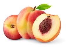 Free Isolated Nectarine Peaches Stock Images - 16108194