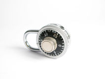Isolated numerical lock Royalty Free Stock Photo