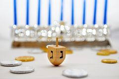 Isolated Obejects for Hanukkah Stock Photos