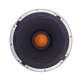 Isolated Old Vintage Music Dynamic Speaker Royalty Free Stock Image