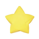Isolated origami star Stock Photo