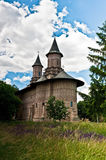 Romanian old monastery Royalty Free Stock Photography
