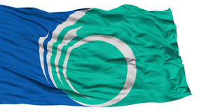 Isolated Ottawa City Flag Stock Images