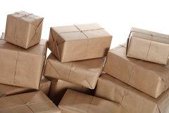 Isolated Parcel Stock Image