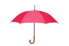 Isolated part of  umbrella Stock Photo