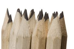 Isolated pencil Royalty Free Stock Photo