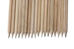 Isolated pencil Royalty Free Stock Images