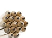 Isolated pencil Stock Photo