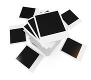 Isolated Photo Frames Royalty Free Stock Photos