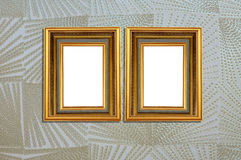 Isolated picture frames Stock Photos