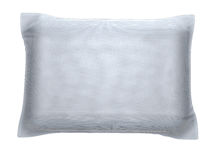 Isolated Pillow. A 3D Pillow isolated on a white background Royalty Free Stock Photos