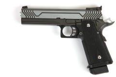 Isolated pistol Stock Photo