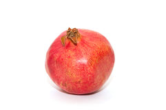 Isolated pomegranate Royalty Free Stock Images
