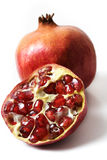 Isolated pomegranate Royalty Free Stock Photos